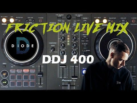 Friction Live Mix 2018 | DDJ 400