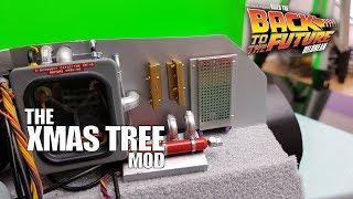 Build the Delorean - Modelmodz mod - The Xmas Tree