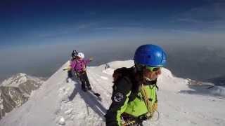 Mont Blanc  juillet 2015