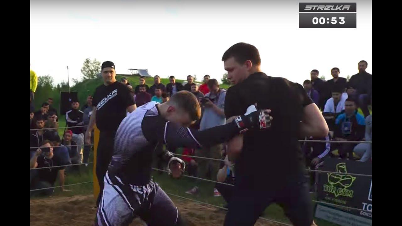 Боксерчик с Металки против Бойца ММА