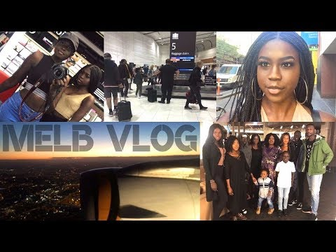 DAILY VLOGS: Melbourne Travel Diary