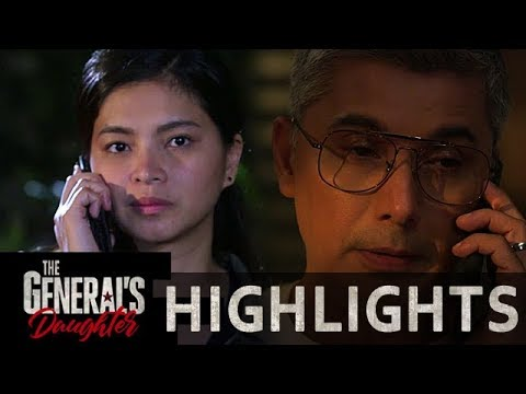 Rhian tells her plans to Marcial | The General's Daughter (With Eng Subs)