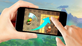 What Will The Zelda Mobile Game Look Like? - Up At Noon Live!