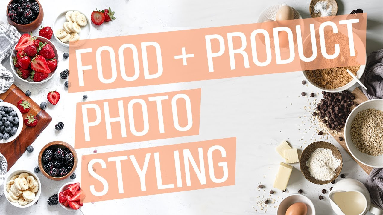 Essential Photo Compositions TO KNOW: food + product styling
