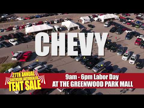 Southside Auto Dealer Tent Sale - Last Chance!