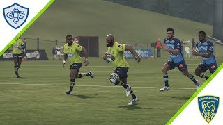 Rugby Challenge 3 CASTRES ASM CLERMONT