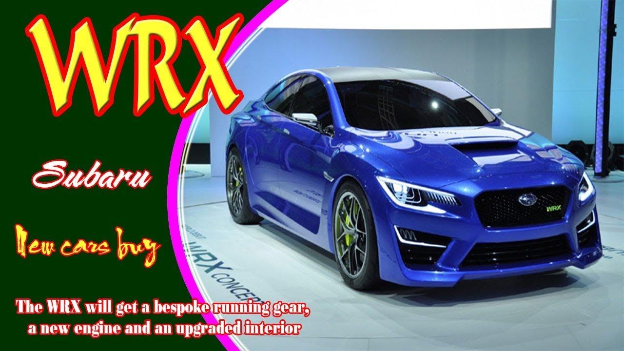 2019 Subaru Wrx Hatchback Sti Wagon
