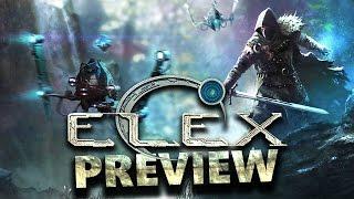 ELEX (Preview) | 3 STUNDEN Preview (mit Björn Pankratz)