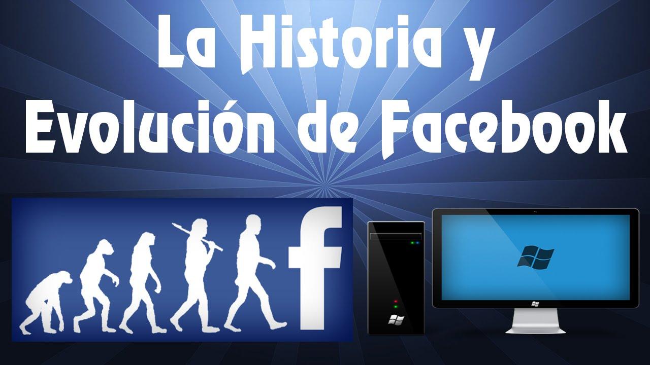 Facebook Historia