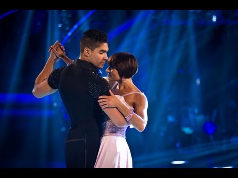 Louis Smith Salsas to Ive Had the Time of My Life  Strictly Come Dancing 2012 Final  BBC One
