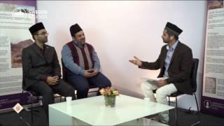 Interview with Imam Tahir Hayat & Zaheer Ahmed - 25th Jalsa Salana Sweden 2016 [Urdu]