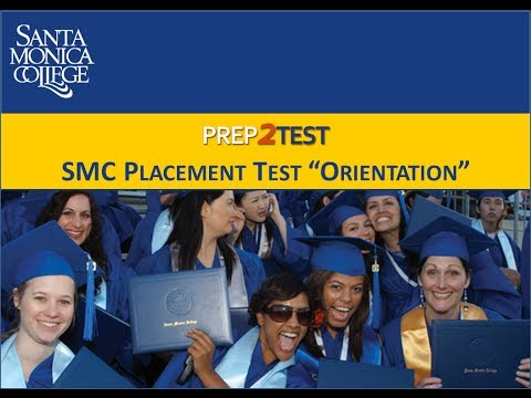 Santa Monica College Prep2Test