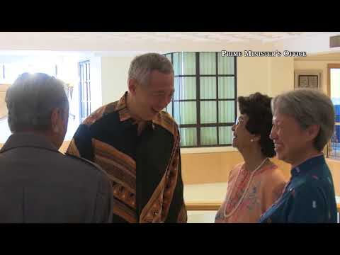 PM Lee Hsien Loong meets Malaysian PM Mahathir Mohamad in Putrajaya (2)