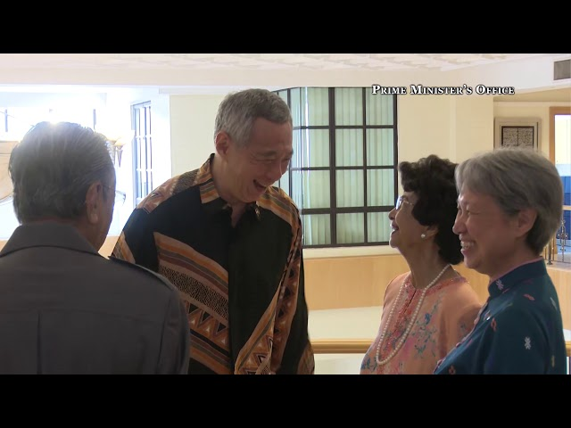 PM Lee Hsien Loong meets Malaysian PM Mahathir Mohamad in Putrajaya (2)