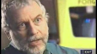 The Nolan Bushnell Atari Interview pt 1 of 9