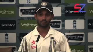 Love batting in seaming conditions - Ajinkya Rahane