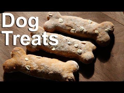 Dog Treats - Sweet Potato Dog Biscuit Recipe - GardenFork
