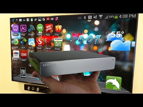 Samsung Homesync Android Media Player Review