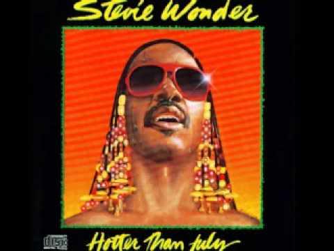 Stevie Wonder ~ Rocket Love (1980) R&B Slow Jam