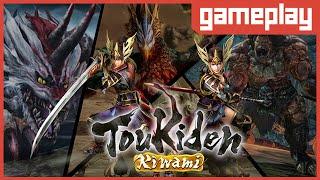 [GAMEPLAY] Toukiden: Kiwami - Conhecendo o Game [PC]