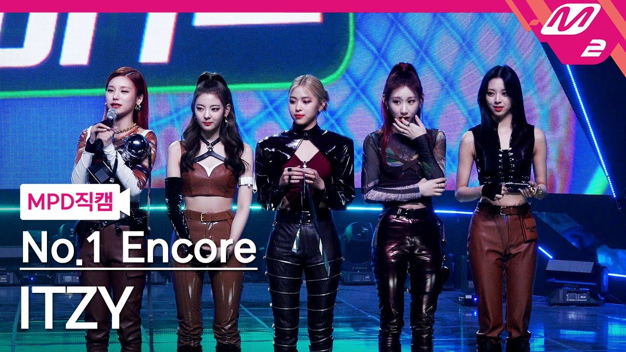 [MPD직캠] 있지 1위 앵콜 직캠 4K '마.피.아. In the morning' (ITZY FanCam No.1 Encore)   @MCOUNTDOWN_2021.5.6