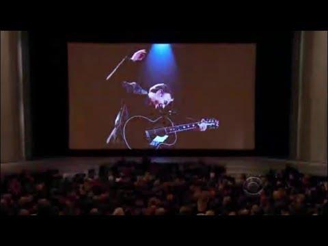 NEIL DIAMOND - Kennedy Center Honors Voz Neil Diamond (Live-2011)