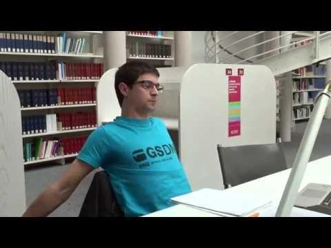 Les espaces de vie de la Bibliothèque de l'UNIGE - Uni Mail