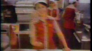 McDonalds commercial 1979