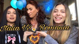 ITALIA VS ROMANIA