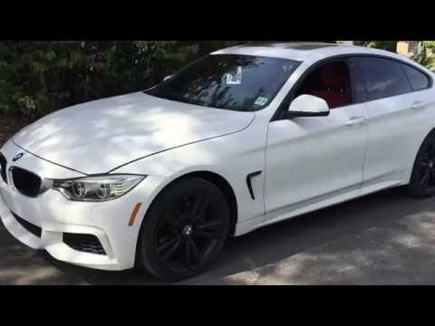 2016 BMW 4 Series Gran Coupe M Sport package - just 21500$ (flood)