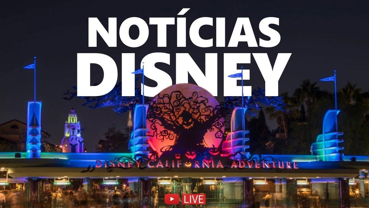 Resumo da Semana | Notícias Disney 10/07/21