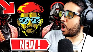 🔴NEW SKINS MAJOR LAZER! ON FORTNITE!! (member)