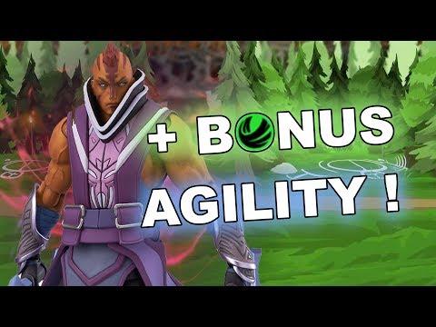Dota 2 Tricks: BONUS Agility! thumbnail