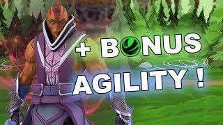 Dota 2 Tricks: BONUS Agility!