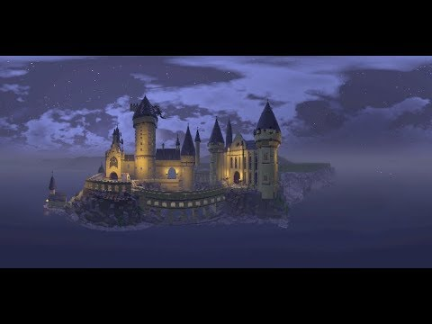 Hogwarts Castle – LEGO Harry Potter – 360 Video