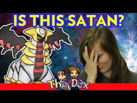 Is Giratina THE DEVIL POKEMON!? - The Dex! Episode 94!