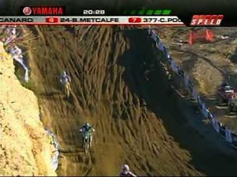 2009 Glen Helen 250cc Motocross National (Round 1 of 12)