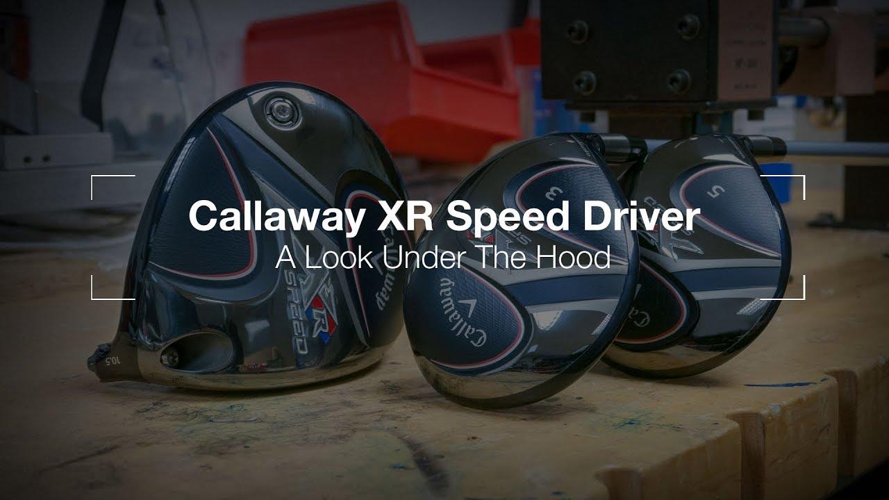 Callaway XR Speed Driver - Callaway Drivers - Golfbidder