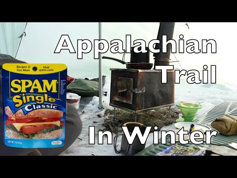 Hot Tent Wood Stove Bushcraft Overnight winter survival Backpacking. B