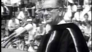 Lyndon B  Johnson - The Great Society