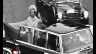 The Queen visits Berlin - May 27, 1965