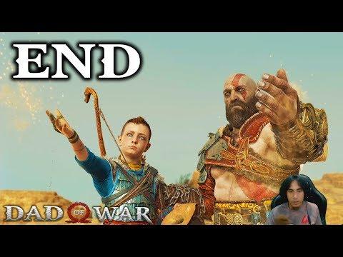 GOD OF WAR 4 | Part 13 | ENDING + Secret |  Gameplay Walkthrough