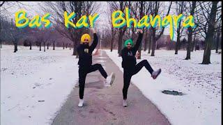 Bas kar(Official ) Mankirt Aulakh ft Monica Singh | G.sidhu| Bhangra with AManjinder