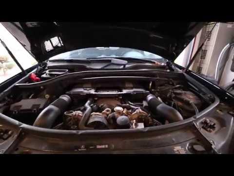 Detailed Mercedes Benz Air Filter Change- Engine & Cabin (ML/GL Class)