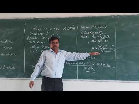 CO UNIT 3 TOPIC 20 Passing Parameter to Procedure: Using Global Declared Variable