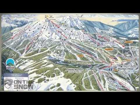 Big Sky Ski Resort Video Preview
