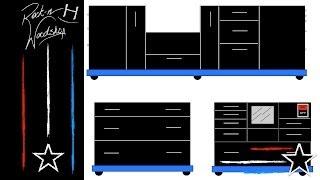 "Part 8: ""torsion Box Table Saw Top"""