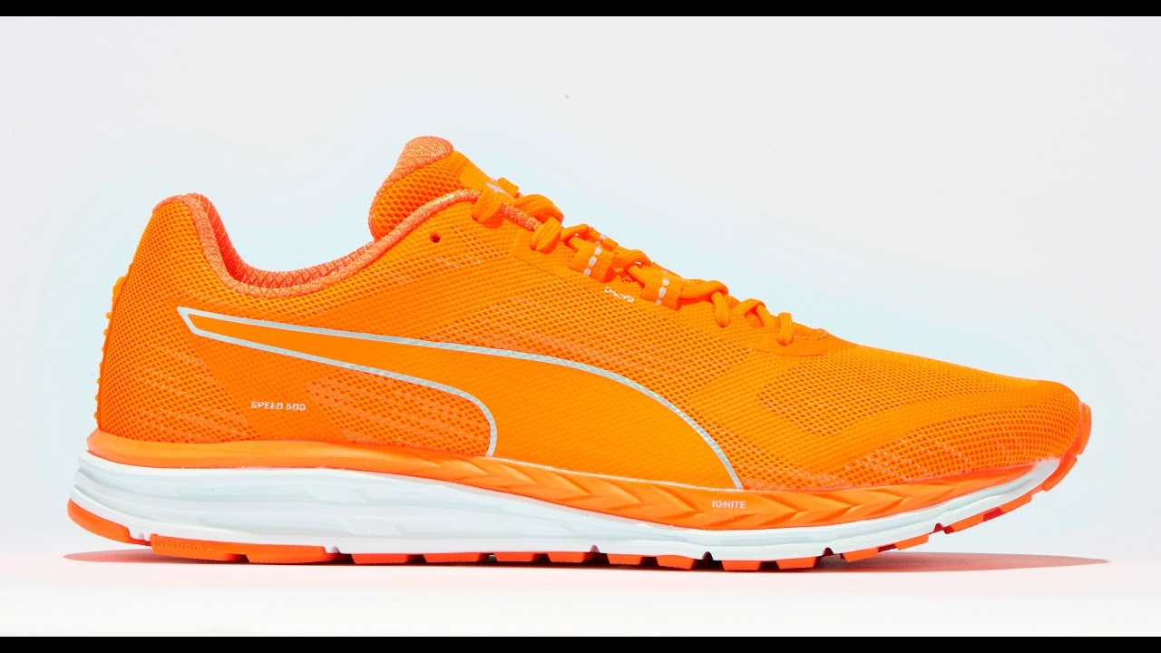 017d40b6f24d 2016 Winter Shoe Guide  Puma Speed 500 Ignite - YouTube