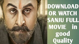 Sanju full movie Download kare in HD