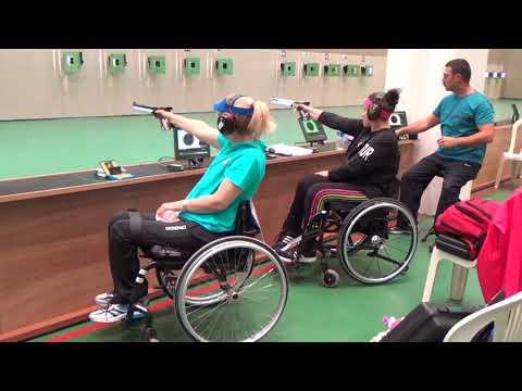 Bedensel Engelliler Atıcılık Türkiye Şampiyonası
